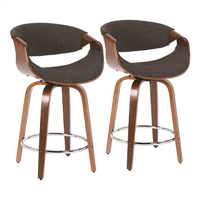 Modern plastic lounge chair Eifel