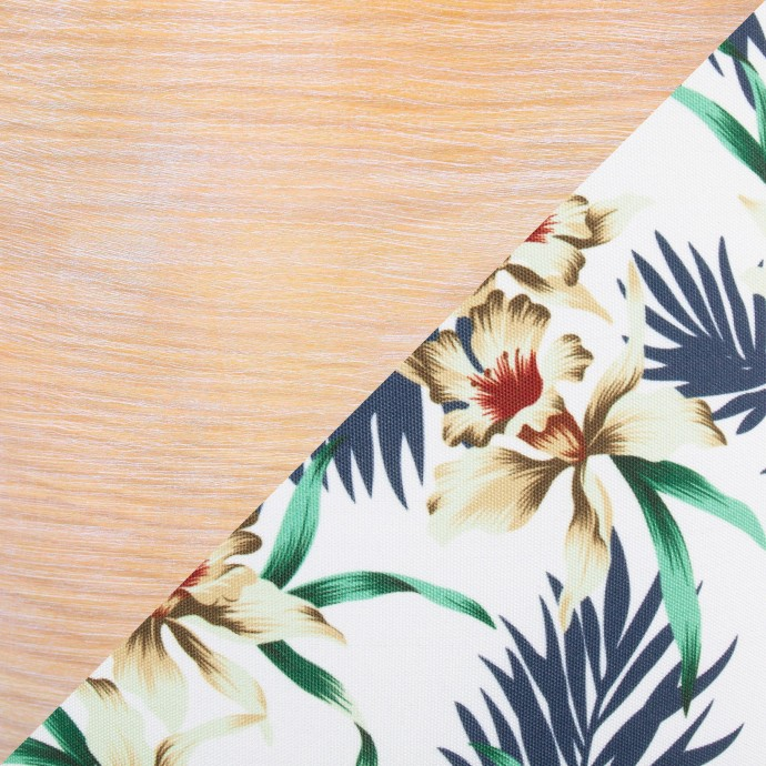 Contemporary high gloss white multi-level glass top coffee table Aki