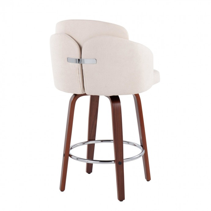 Modern metal side table Grido