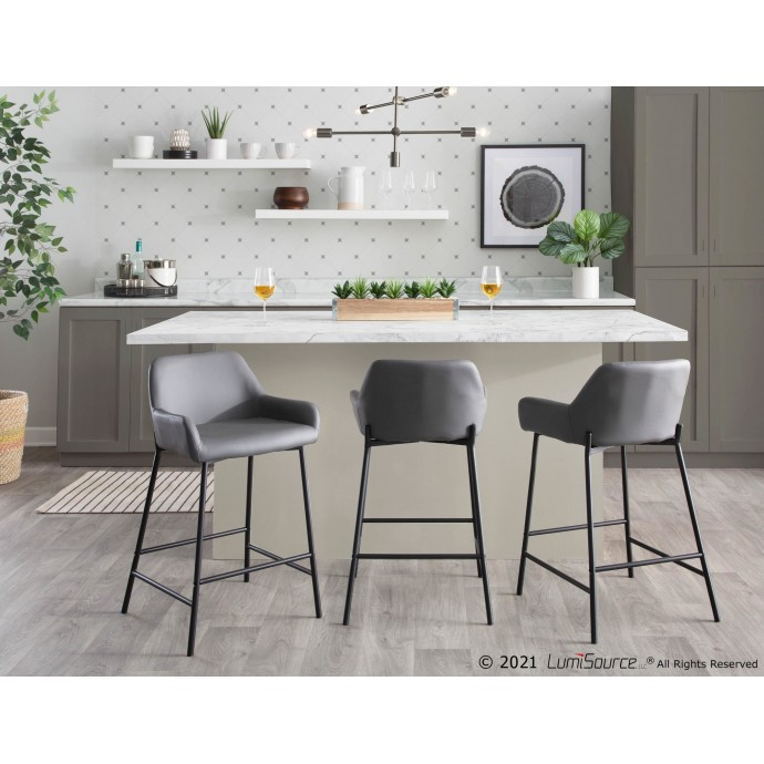 Modern Fabric Lounge Chair Will