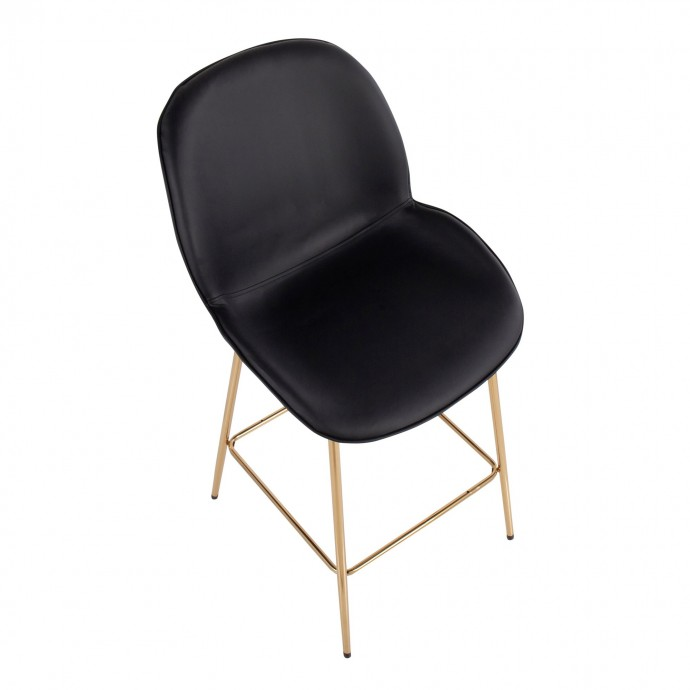 Modern Marble White Oval Coffee Table Lippo