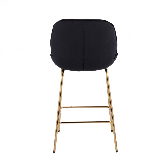 Modern Walnut Oval Coffee Table Lippo