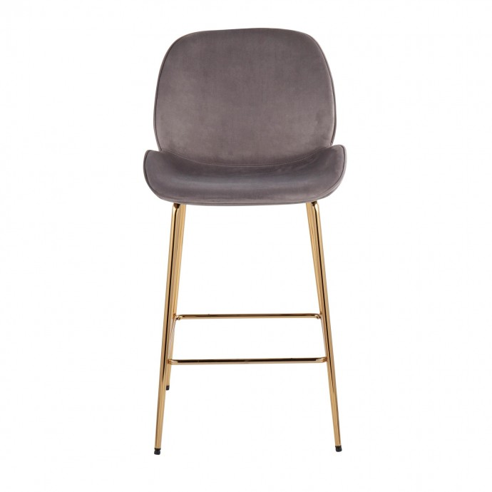 Modern Red Metal Stackable Bar Stool Gintama