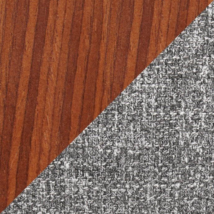 Modern Fabric Lounge Chair Calvin