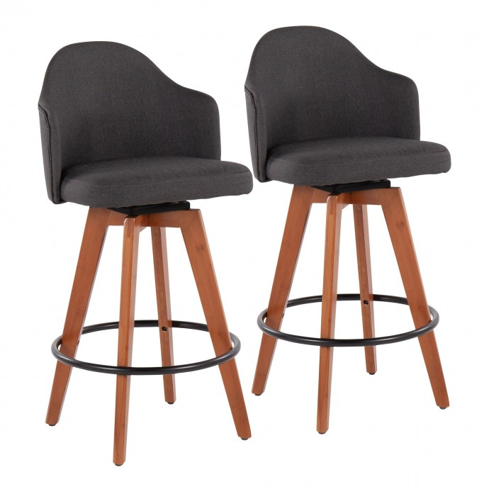 Modern Transforming Wenge Coffee Table Gravity