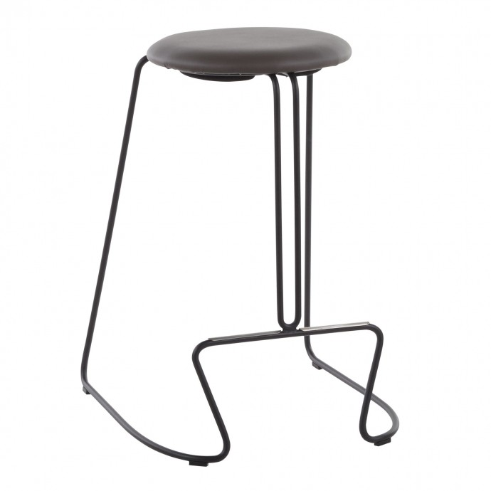 Modern Rectangular walnut plywood coffee table Avant