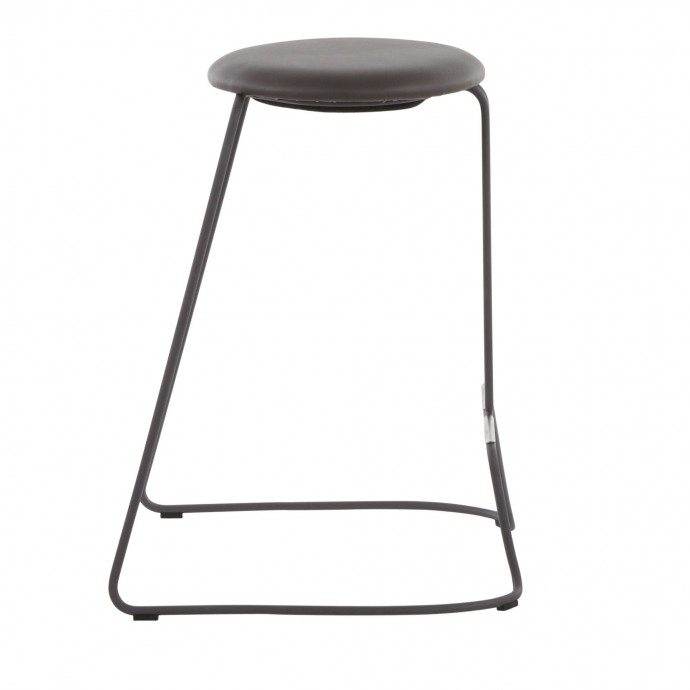 Modern Rectangular steel console table Gina
