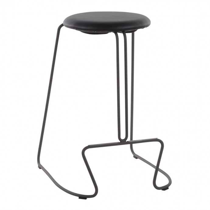 Modern Rectangular steel console table Magic