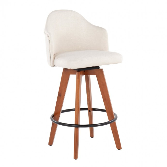 Modern Rectangular Black Oak Coffee Table with Black Glass Top Plano
