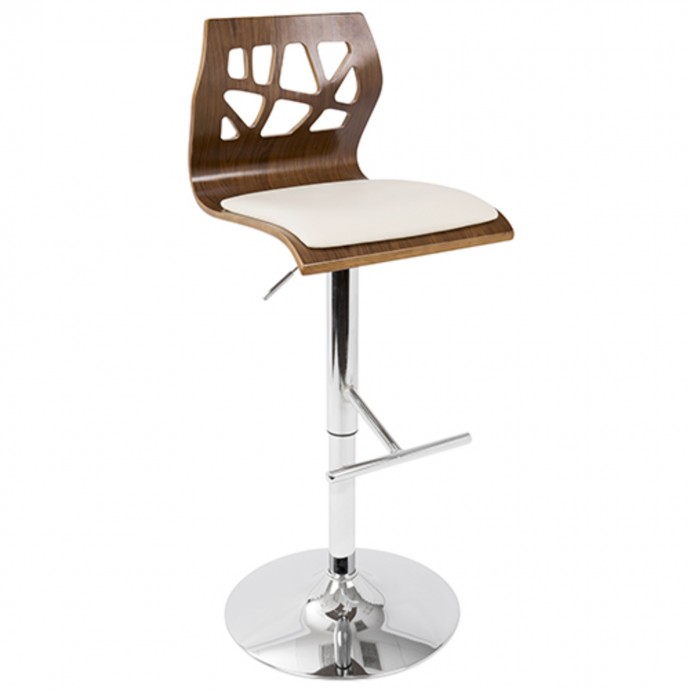 Modern Leather Lounge Chair Terra