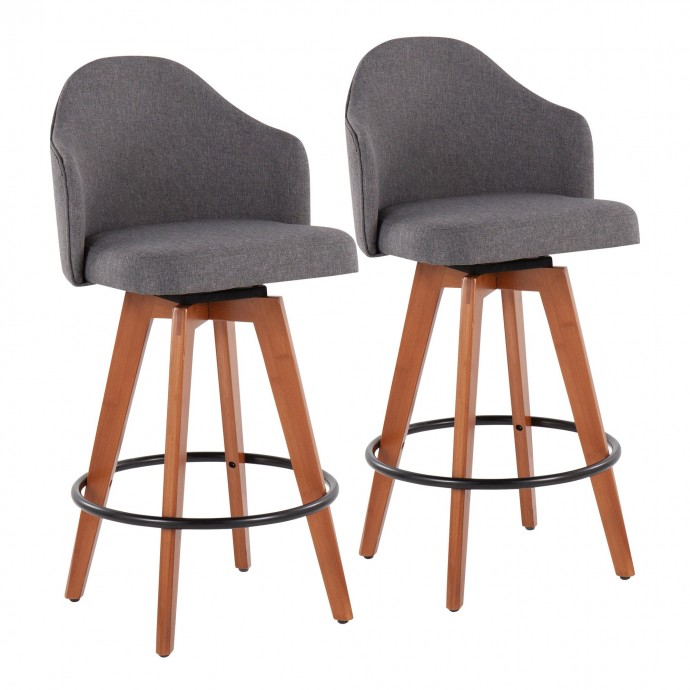 Modern Black and White Transforming Coffee Table with Storage Paradigm