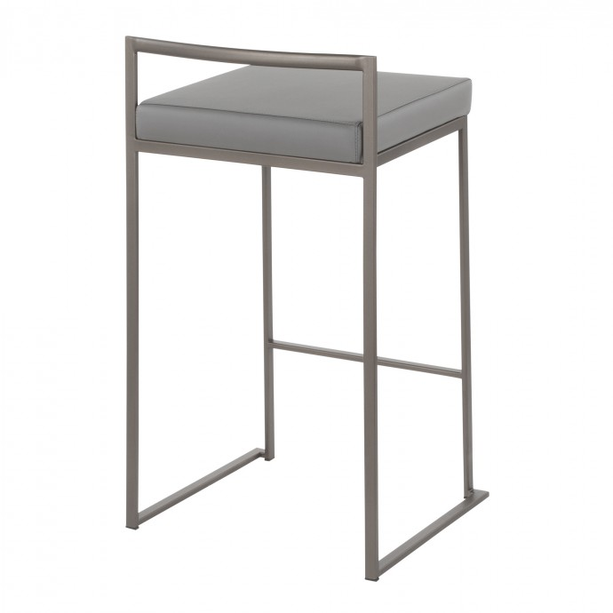 Modern Black Swivel Lounge Chair Niko