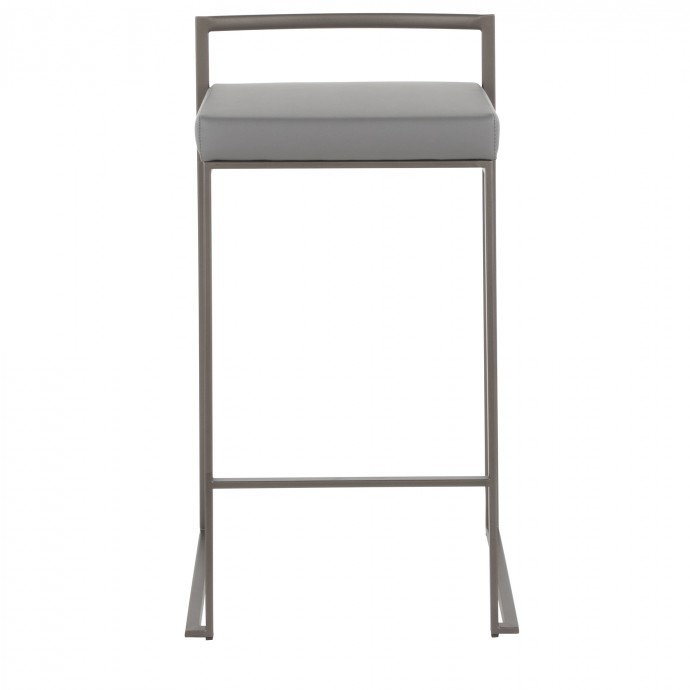 Modern White Swivel Lounge Chair Niko
