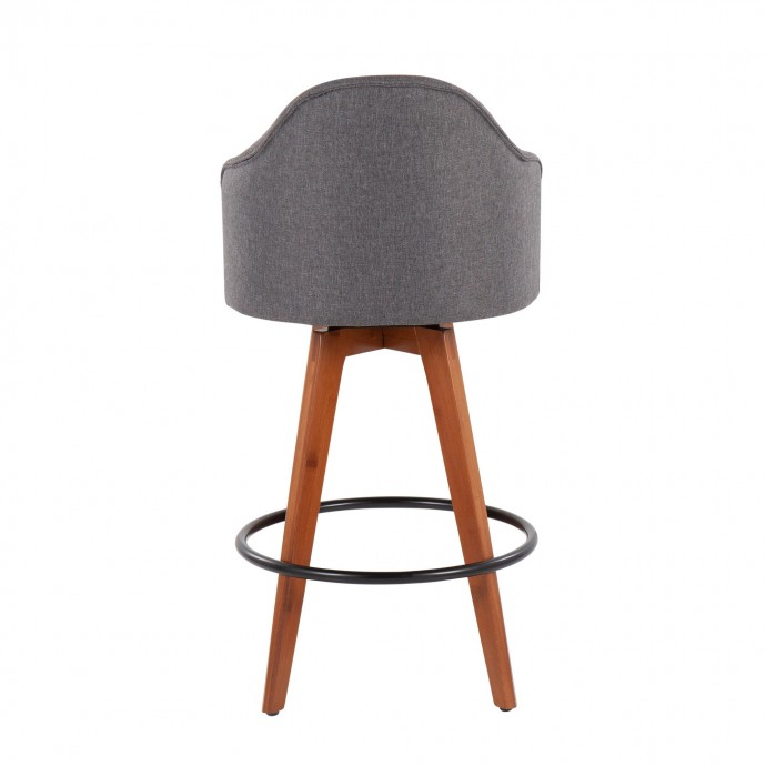 Modern Smoked Glass & Rosegold Coffee Table Junction