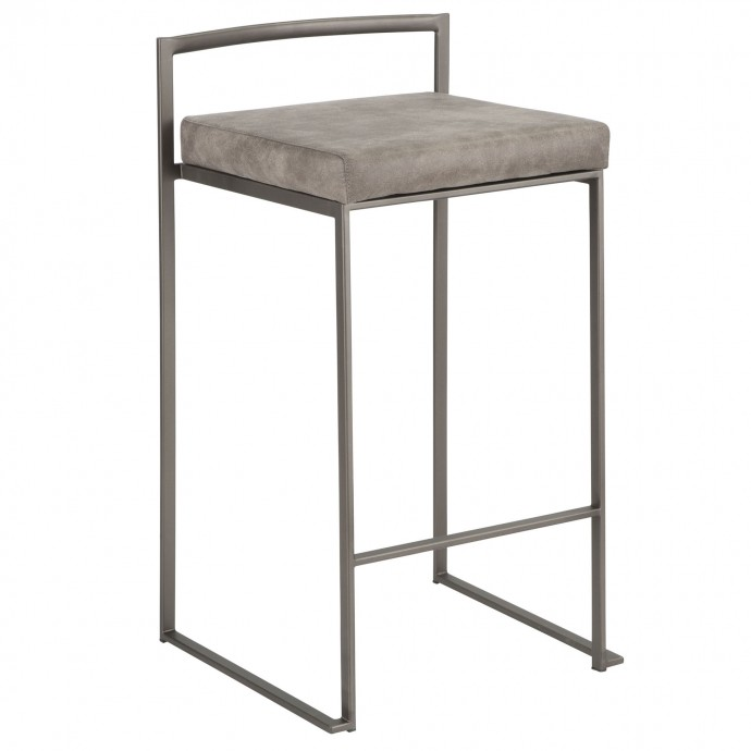 Modern swivel glass top coffee table Grosseto