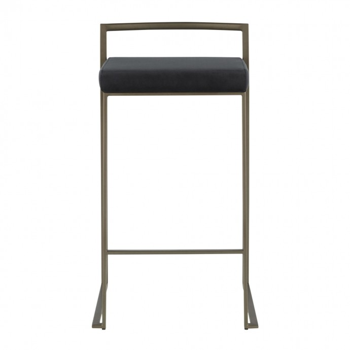 Modern white coffee table with lighting Foggia