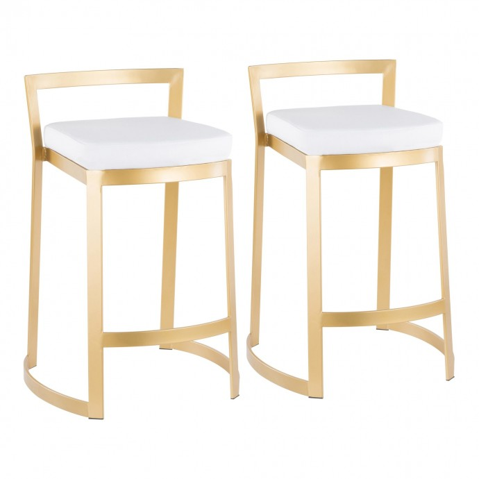 Modern Plastic Accent Stool with storage Tommy