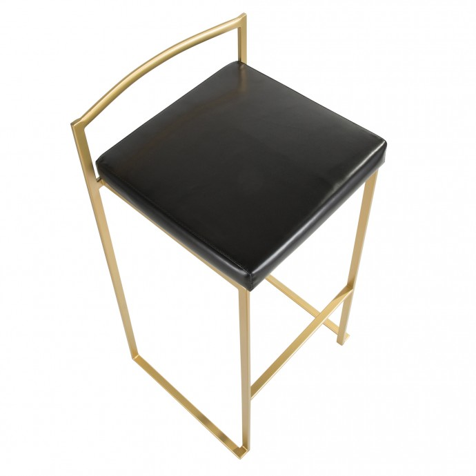 Modern white rectangular coffee table with drawer Molino