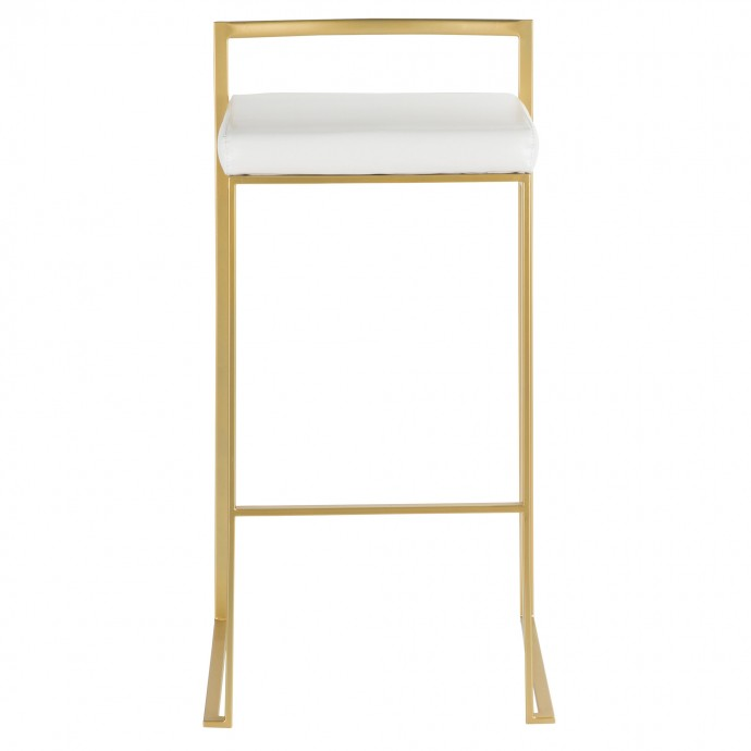 Modern White and Chrome Lift-Top Coffee Table with Storage Sky