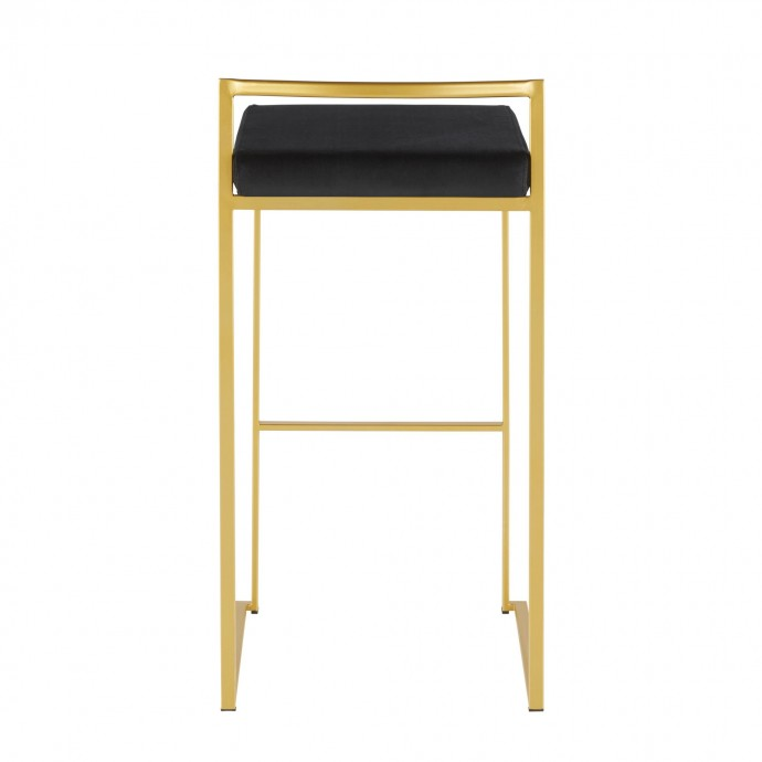 Modern round white coffee table Russel