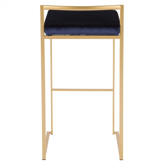 Modern Black Leather Lounge Chair Eric