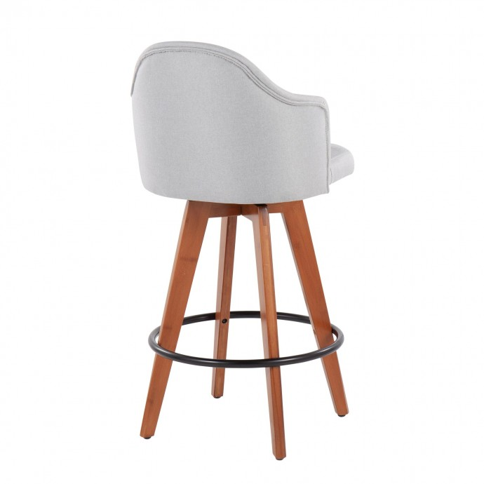 Modern Black Oak Coffee Table Black Star