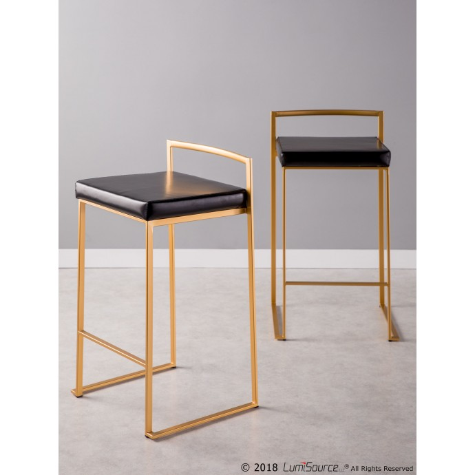 Modern glass side table Jason