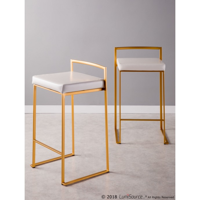 Modern walnut plywood side table Avant