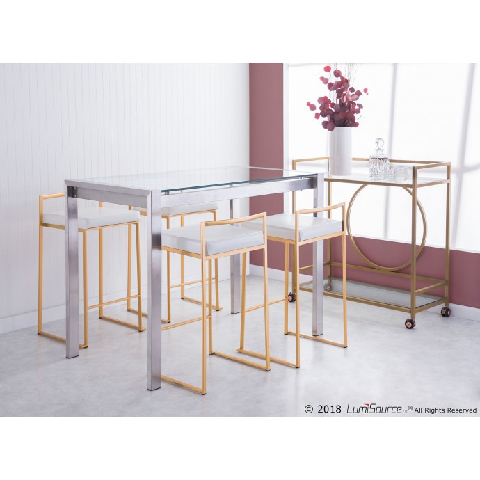 Modern Plastic Magazine Holder Purity
