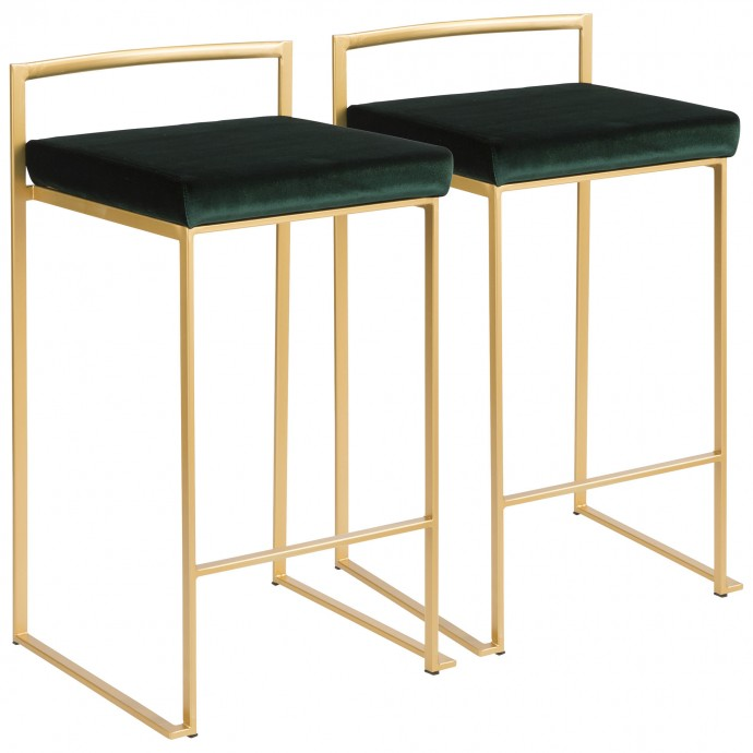 Modern metal side table Magic