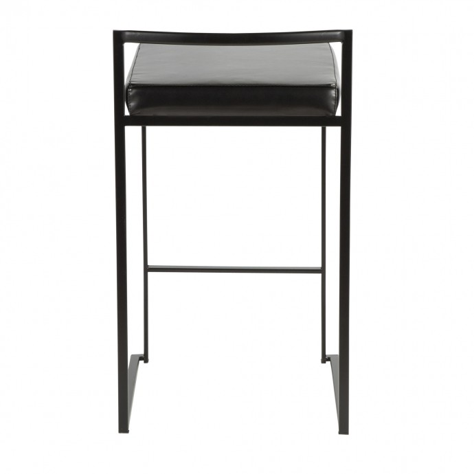 Mid-century Modern Fabric Lounge Armchair Paul