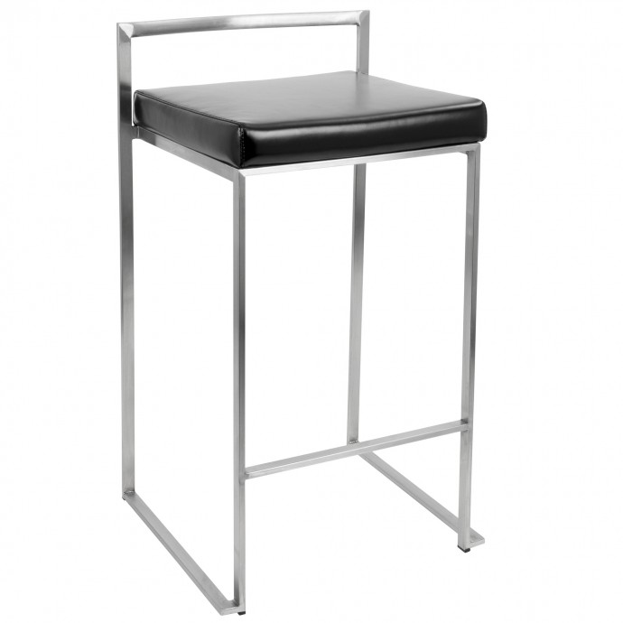 Mid-century Modern Fabric Lounge Chair Collins