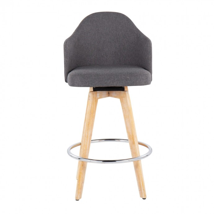 Modern Leatherette Lounge Chair Match