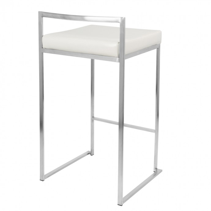 Modern Leatherette Club Chair Duke