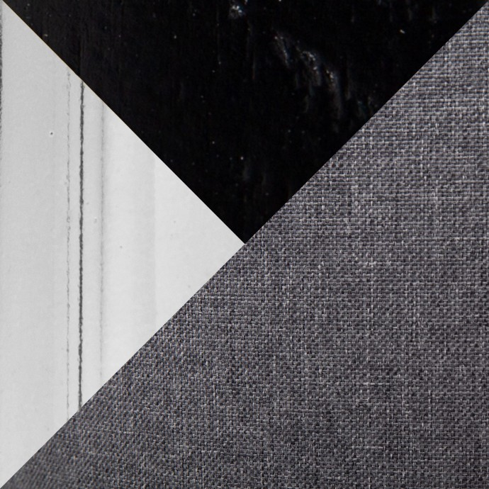 Modern glass nesting table Explorer