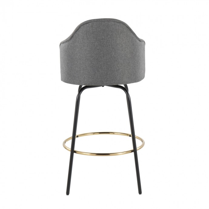 Modern glass console table Respite