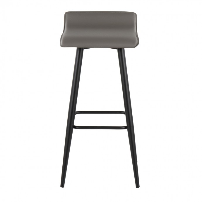 Metal accent stool Kailua