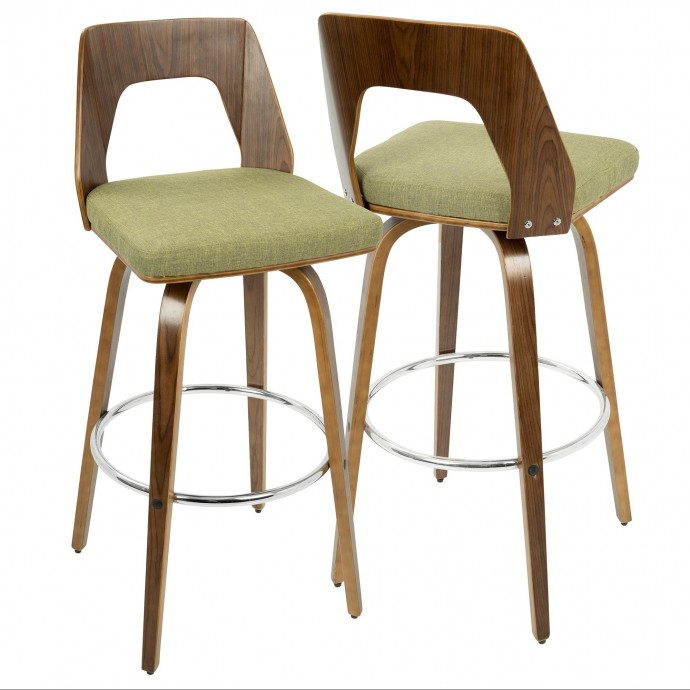 Modern Leather Ottoman with Storage Vogue