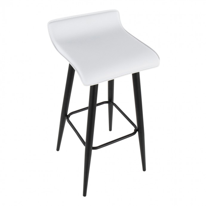 Modern yellow side table Wilco