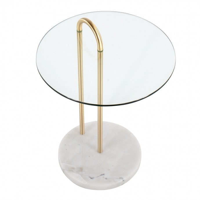 Modern Plastic Accent Stool Powell