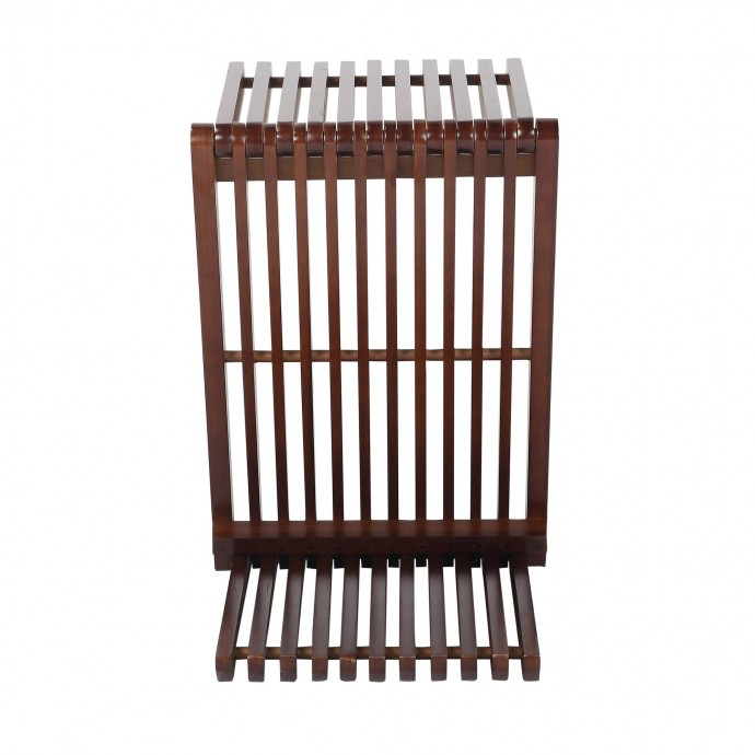 Set of 2 Contemporary Adjustable Bar Stool in Grey with Chromed footrest Ale LumiSource - 1