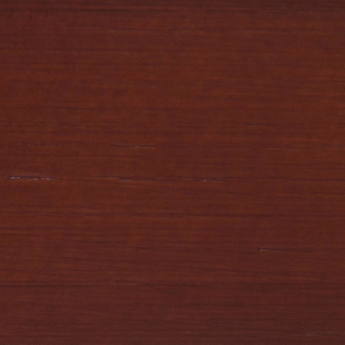 "26"" Mid-Century Modern Counter Stool in Walnut and Beige Fabric Ariana"