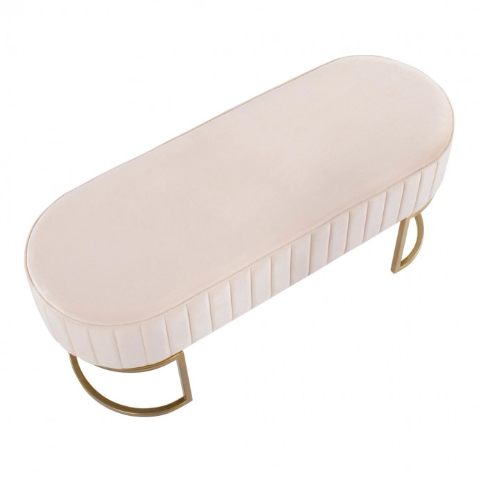 Adjustable Mid-century Modern Bar Stool in Cherry and Black Vittorio