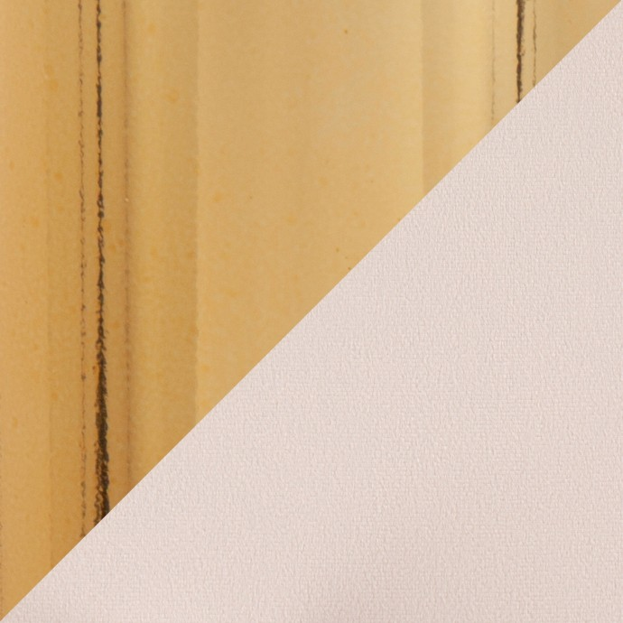 Height Adjustable Contemporary Barstool in White Viva