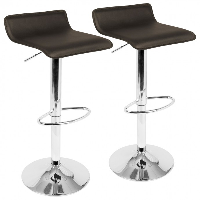 Solid wood and metal square coffee table Civic Center