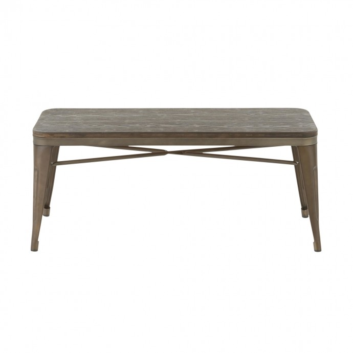 Contemporary Stackable Barstool in Black Cascade