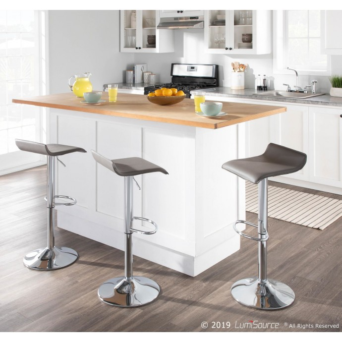 Modern Rectangular Bent Glass Coffee Table Course