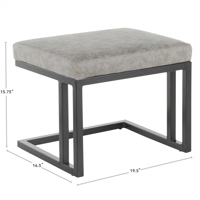 Modern Adjustable Bar Stool Cruiser