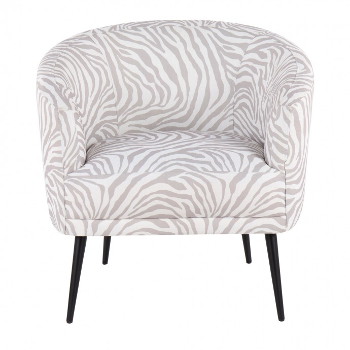 Industrial Adjustable White Bar Stool Dakota