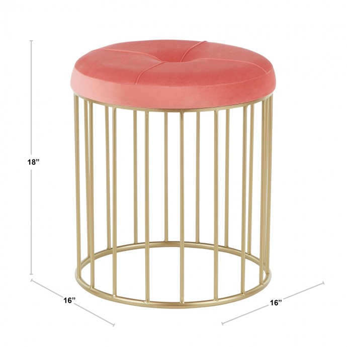 Industrial Counter Stool in Black and Espresso Duke